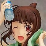 三ヶ月ゆいフィギュア【スポブラにプリンとしたおしりがエロいっス!】ろこどる