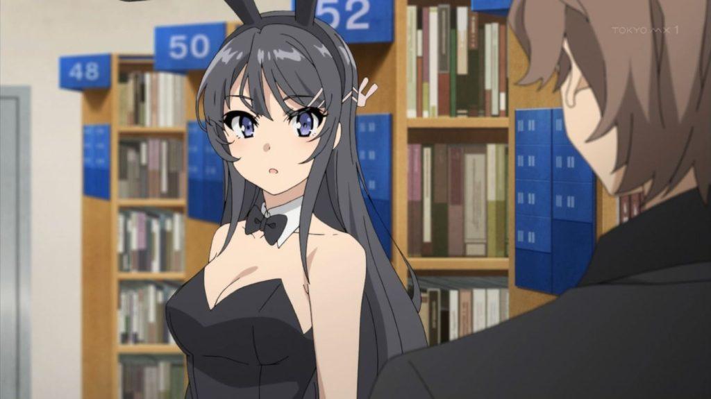 桜島麻衣【バニー画像】のおっぱい・アソコをじっくりレビュー